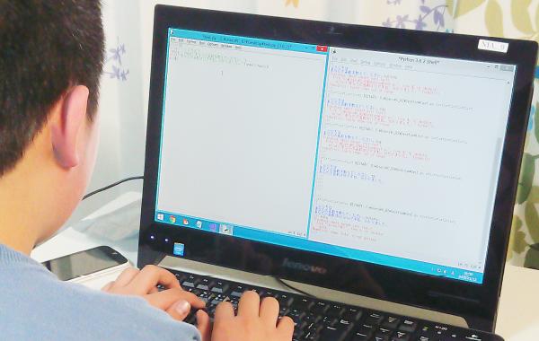 中学生のためのプログラミング講座
