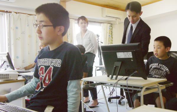小学生向けプログラミング講座